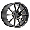 Image of TSW CHRONO MATTE BLACK DARK TINT wheel