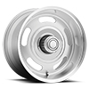 Image of VOXX HOT ROD RALLY SILVER wheel