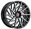 Image of REVOLUTION RACING R21 BLACK MACHINED wheel