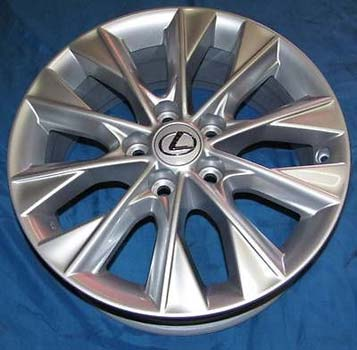 Image of OEM Lexus ES300H wheel