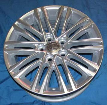 Image of OEM Lexus ES350 17in wheel