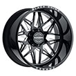 Image of BLACK RHINO TWISTER FORGED wheel