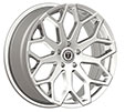 Image of BORGHINI B28 CHROME wheel