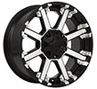 Image of DCENTI DW3 BLACK MACHINE wheel