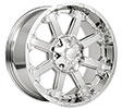 Image of DCENTI DW3 CHROME wheel