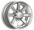 Image of DCENTI DW970 CHROME wheel