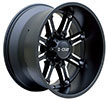 Image of DCENTI DW970 MACHINE BLACK wheel