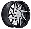 Image of DCENTI DW99 BLACK MACHINE wheel